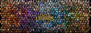 League of Legends Gamer